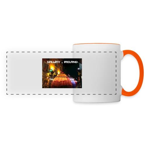 GALWAY IRELAND MACNAS - Panoramic Mug