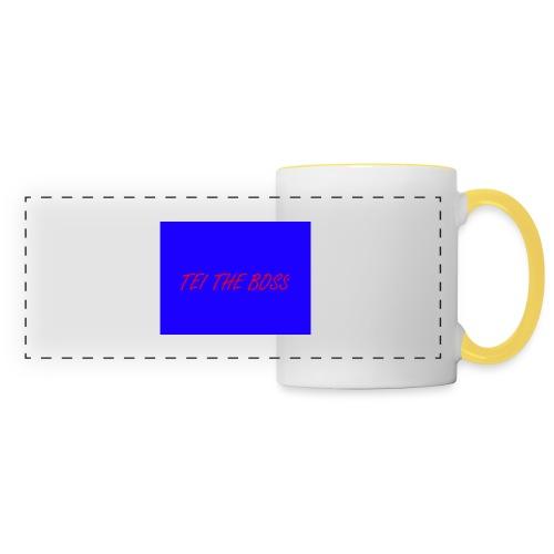 BLUE BOSSES - Panoramic Mug