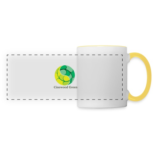 Cinewood Green - Panoramic Mug
