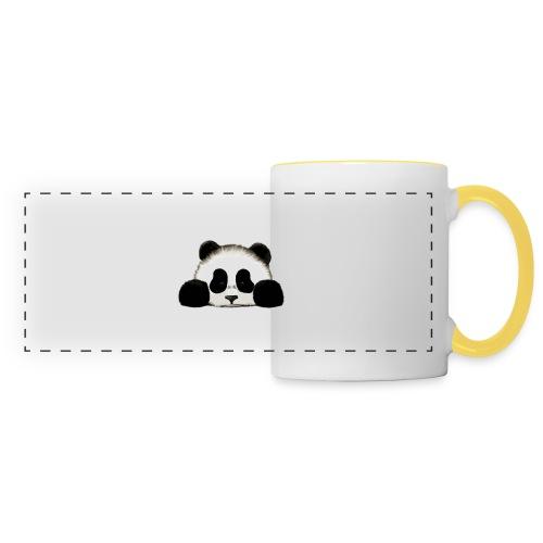 panda - Panoramic Mug