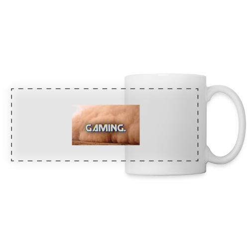 GamingDust LOGO - Panoramic Mug