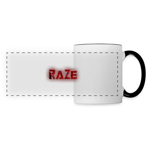 RaZe Logo - Panoramic Mug
