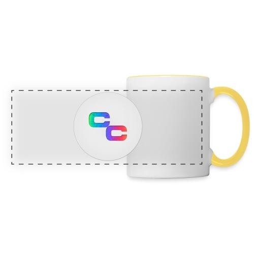 Callum Causer Rainbow - Panoramic Mug