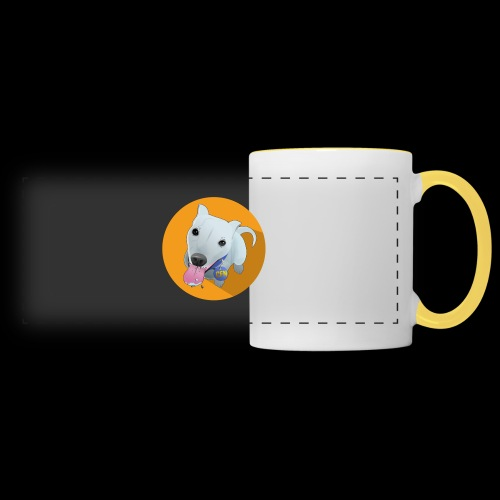 Computer figure 1024 - Panoramic Mug