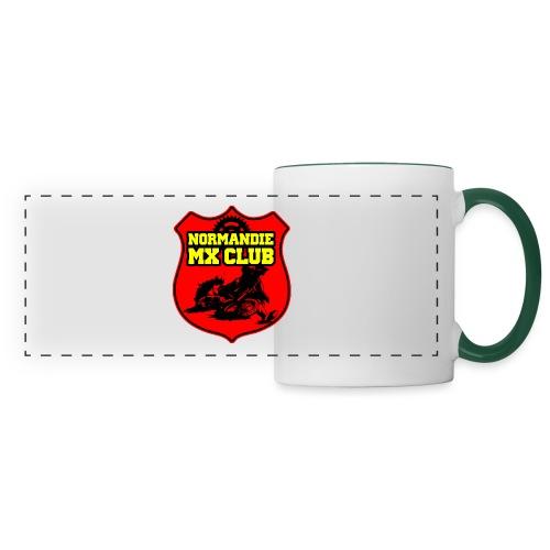 Casquette Normandie MX Club - Mug panoramique contrasté et blanc