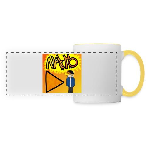 Nacho Title with Little guy - Panoramic Mug