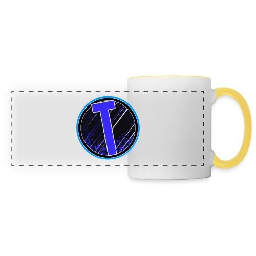 Truxer Old Logo Transparent - Panoramic Mug