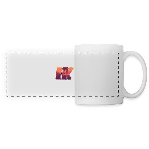 Ishaan Kulkarni Logo (1) - Panoramic Mug
