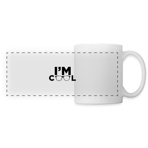 I'm Cool - Panoramic Mug