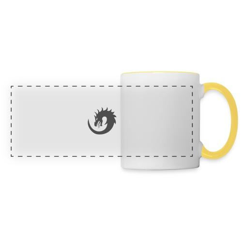 Orionis - Mug panoramique contrasté et blanc