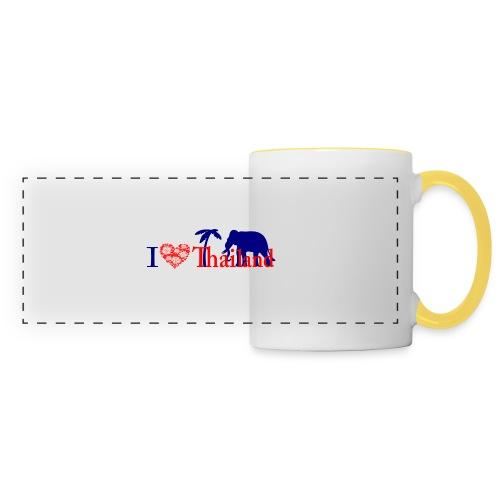 I love Thailand - Panoramic Mug