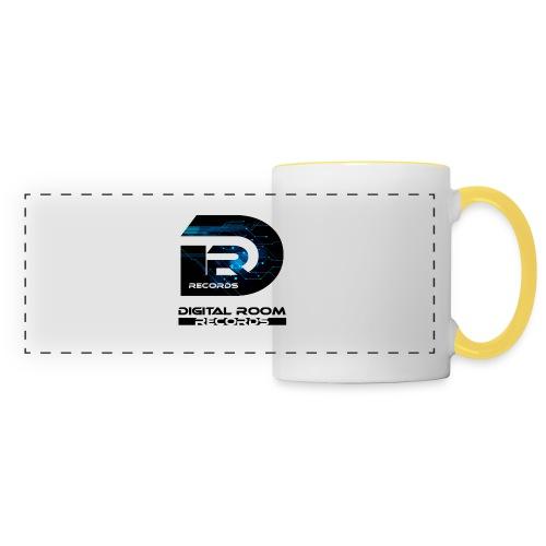 Digital Room Records Official Logo effect - Panoramic Mug