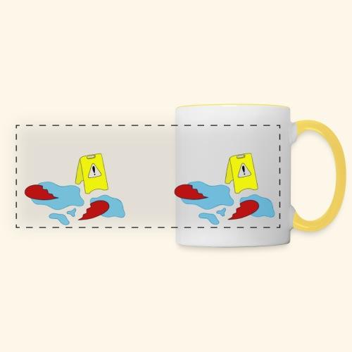 Mind Your Feet... - Panoramic Mug