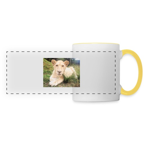 10536 2Cmoomba groot - Panoramic Mug