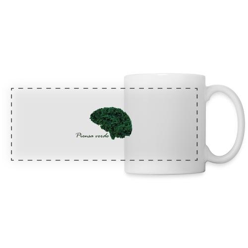 Piensa verde - Taza panorámica