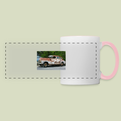 RustyCar - Panoraamamuki