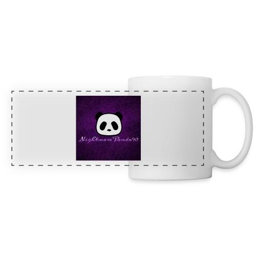 nightmare panda watermark - Panoramic Mug
