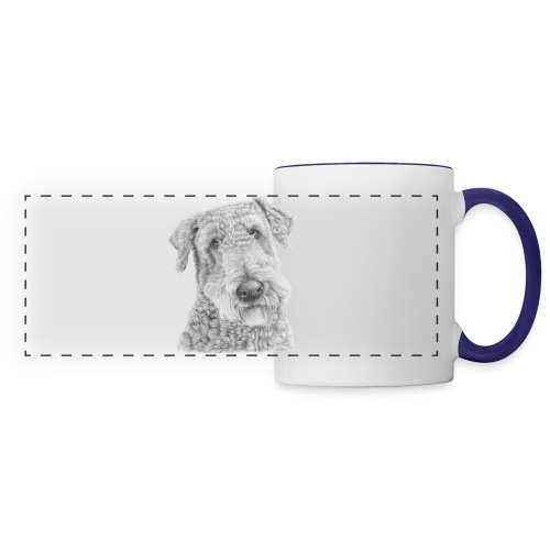 airedale terrier - Panoramakrus