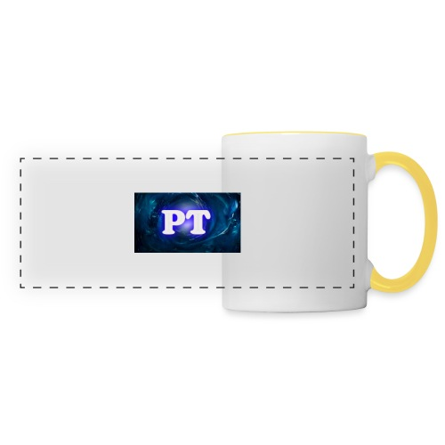Project T Logo - Panoramic Mug
