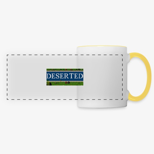 Deserted: The Story of Peter Logo - Tazza con vista