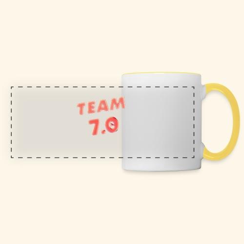 Pop art team 7 - Panoramic Mug