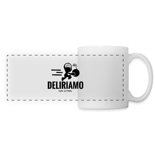 DELIRIAMO CLOTHING BRAINBOMB - Tazza panoramica