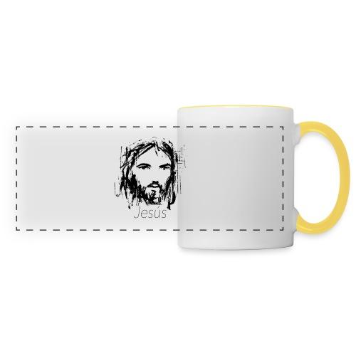 Jesus - Taza panorámica