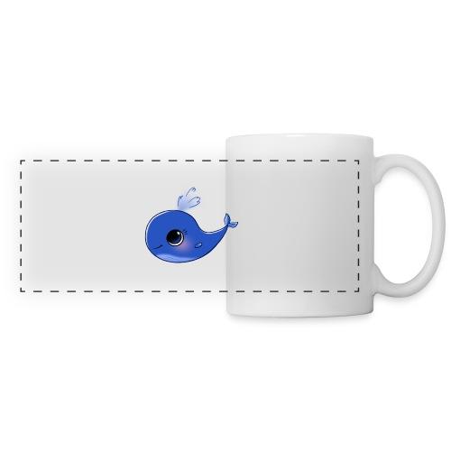 Mini Whale - Panoramic Mug