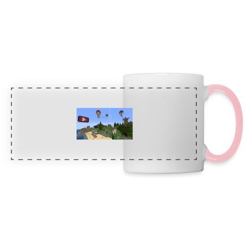 Tasse [Spawn akinasia] - Mug panoramique contrasté et blanc