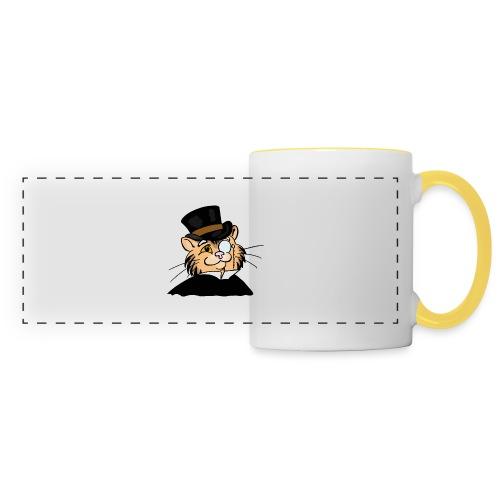 Gatto nonno - Tazza panoramica