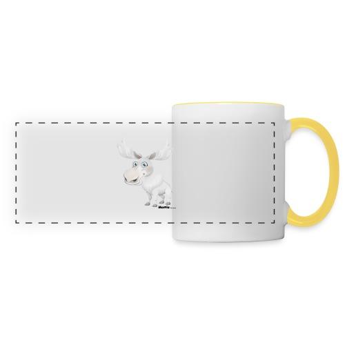 Albino eland - Panoramamok