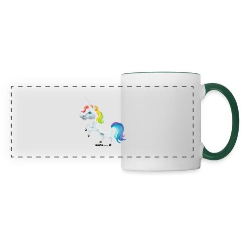 Regenboog eenhoorn - Panoramamok