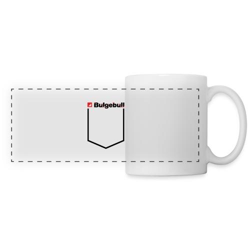BULGEBULL-POCKET2 - Panoramic Mug