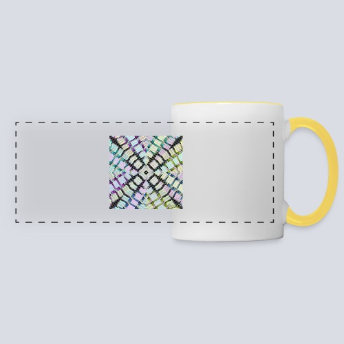 aBSTRAWIATURA 2 - Panoramic Mug