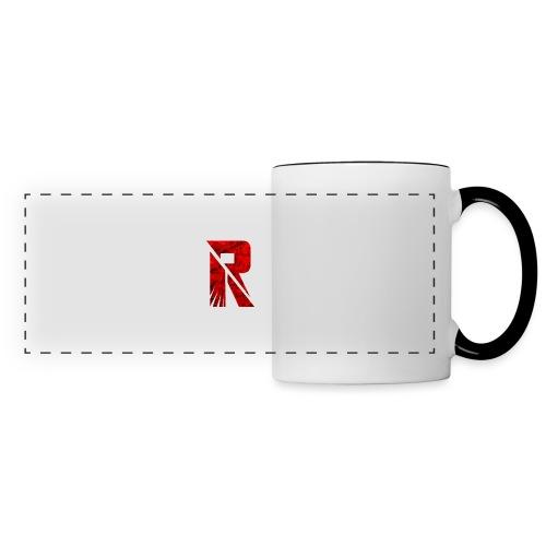 RaZe R Logo - Panoramic Mug
