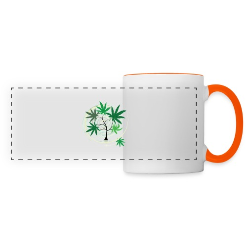 the bouture - Mug panoramique contrasté et blanc
