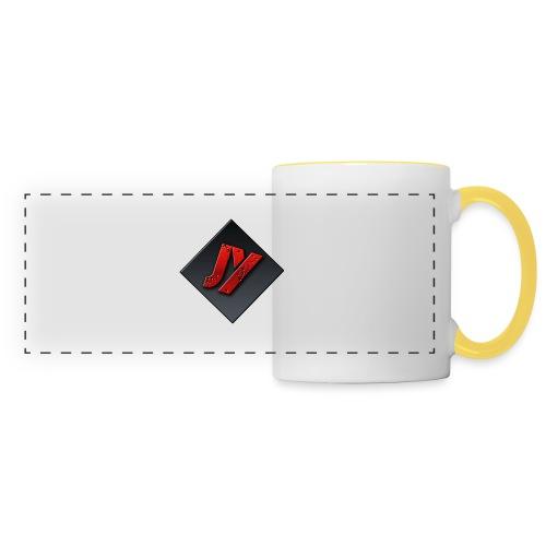 Logo numéro 2 - Mug panoramique contrasté et blanc
