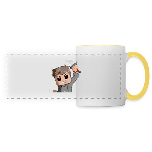 AwaZeK design - Mug panoramique contrasté et blanc