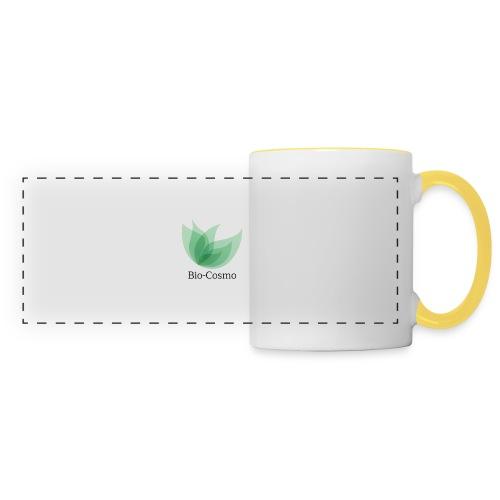 Bio-Cosmo - Mug panoramique contrasté et blanc