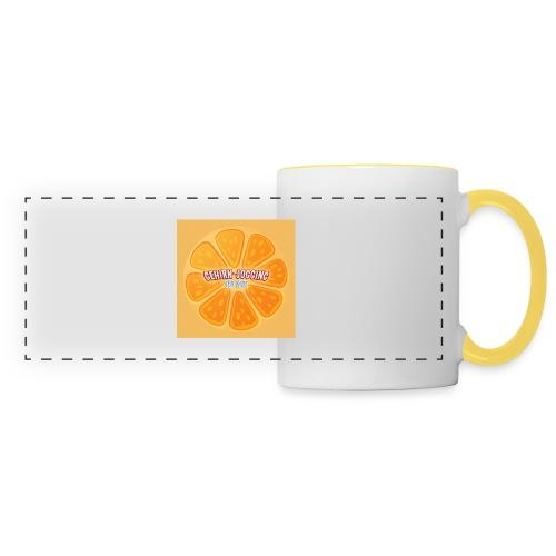 orangetextur - Panoramatasse