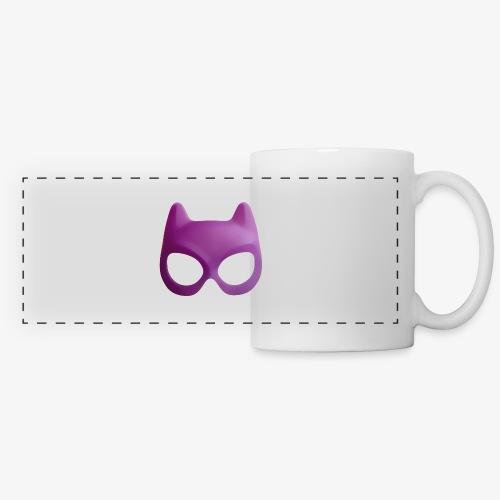 Bat Mask - Kubek panoramiczny
