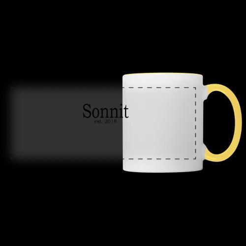 Sonnit est. 2018 - Panoramic Mug