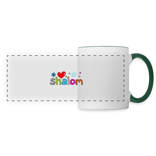 Shalom II - Panoramatasse