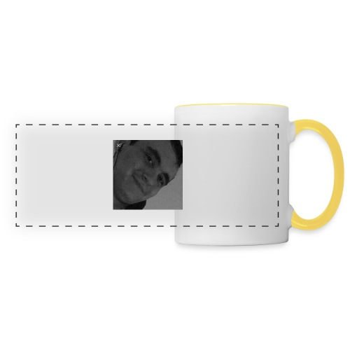 Miguelli Spirelli - Mug panoramique contrasté et blanc