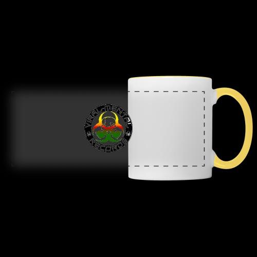 Viral Mental Records Logo - Panoramic Mug