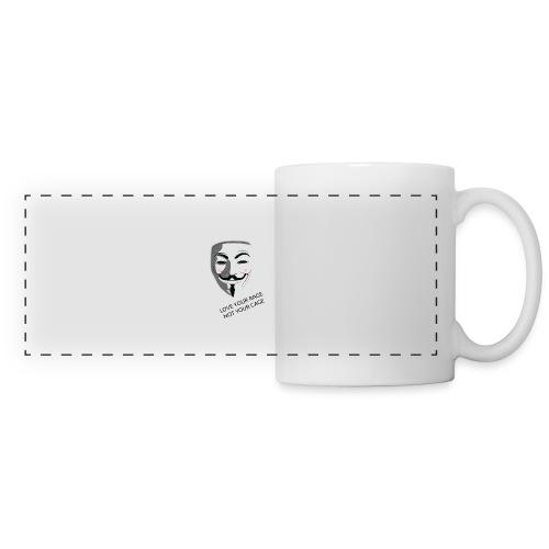 Anonymous Love Your Rage - Panoramic Mug