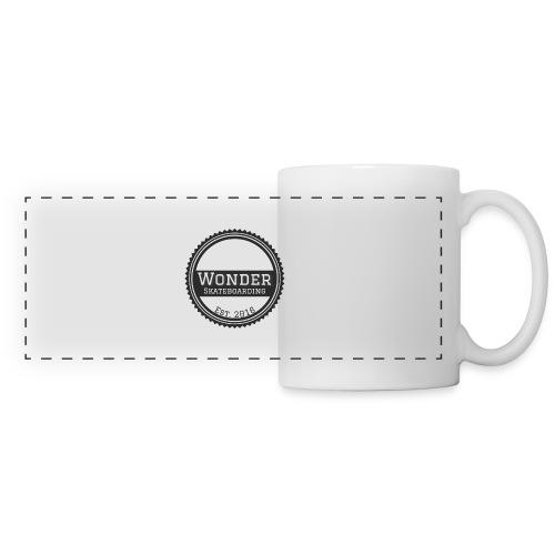 Wonder unisex-shirt round logo - Panoramakrus