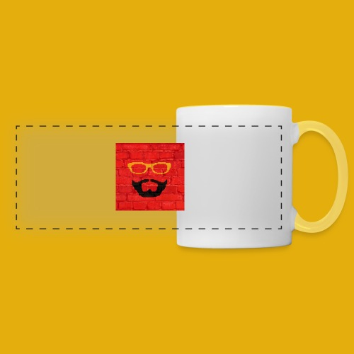TMWAB Logo - Panoramic Mug