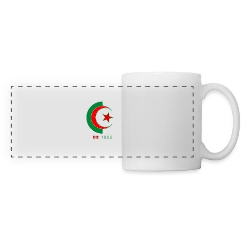 logo 3 sans fond dz1962 - Mug panoramique contrasté et blanc