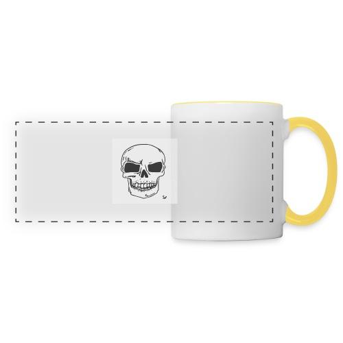 Skull Magic - Panoramic Mug
